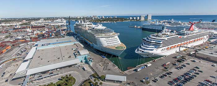 Fort Lauderdale Cruises Port